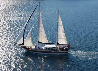 Louer goélette à Netsel Marina - Gulet Remzi Yilmaz