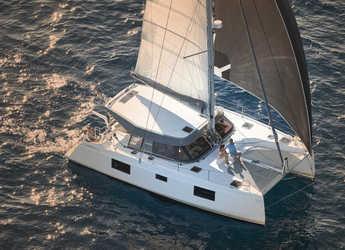 Chartern Sie katamaran in Port Ginesta - Nautitech Open 40