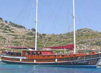 Louer goélette à Netsel Marina - Gulet Ece Sultan