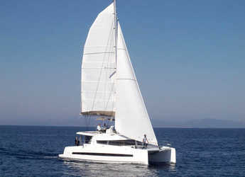 Rent a catamaran in Marina di Portorosa - Bali 4.3 (4Cab)
