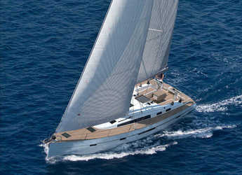 Rent a sailboat in Marina d'Arechi - Bavaria Cruiser 56 (3 cabins)