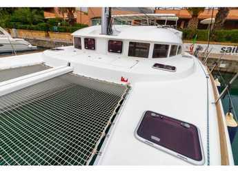 Chartern Sie katamaran in Marina di Portorosa - Lagoon 380 (4Cab)