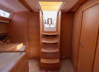 Chartern Sie segelboot in Marina di Portorosa - Dufour 450 GL