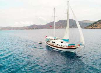 Rent a schooner in Marmaris - Gulet Ogus 5