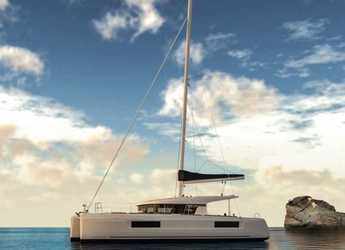 Rent a catamaran in Ece Marina - Lagoon 40 - 4 cab.