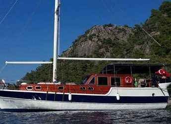 Rent a schooner in Ece Marina - Gulet B A