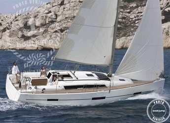 Louer voilier à Muelle de la lonja - Dufour 410