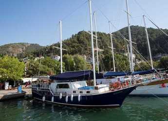 Rent a schooner in Ece Marina - Gulet Icarus