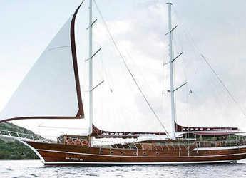 Louer goélette à Netsel Marina - Gulet Alper A