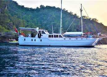 Rent a schooner in Ece Marina - Gulet Simi