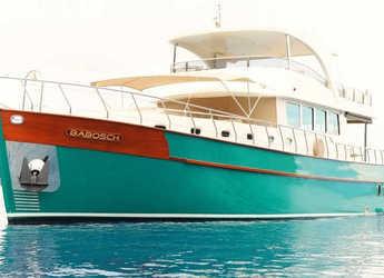 Rent a yacht in Bodrum Marina - Trawler Babosch