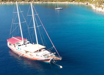 Rent a schooner in Ece Marina - Gulet Grand Alaturka