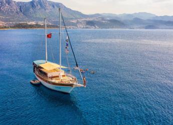 Rent a schooner in Ece Marina - Gulet Alaturka 1