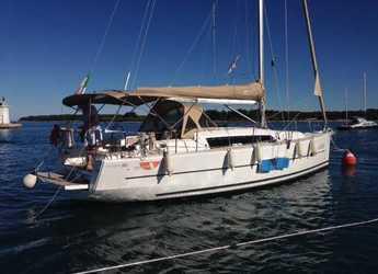 Chartern Sie segelboot in Caorle  - Dufour 382 GL