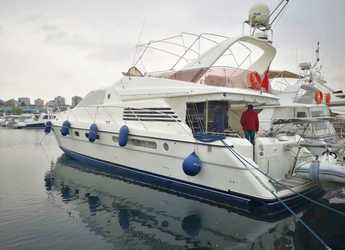 Rent a yacht in Bodrum Marina - Fairline Squadron 65