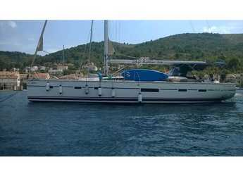 Rent a sailboat in Baska Voda - D&D Kufner 54.2