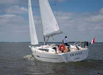 Rent a sailboat in Trogir (ACI marina) - Dufour 360 GL