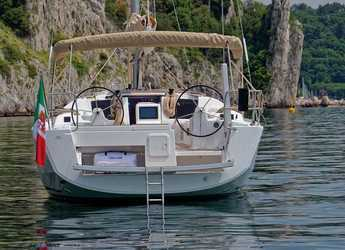 Chartern Sie segelboot in Trogir (ACI marina) - Dufour 412 GL
