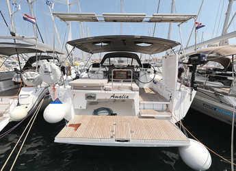 Chartern Sie segelboot in SCT Marina Trogir - Dufour 56 Exclusive - 5 + 1 cab.