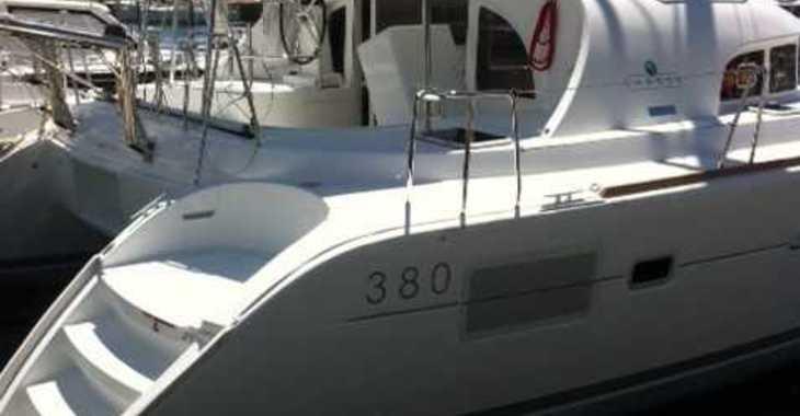 Alquilar catamarán Lagoon 380 en Maya Cove, Hodges Creek Marina, Tortola East End