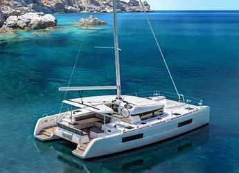 Chartern Sie katamaran in ACI Marina Vodice - Lagoon 40 - 4 + 2 cab
