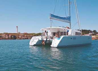 Rent a catamaran in Marina Kornati - Lagoon 450 F - 4 + 1 cab.