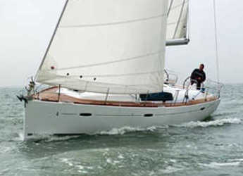 Rent a sailboat in Marina Palamos - Oceanis 43