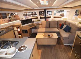Chartern Sie katamaran in Marina Palamos - Lucia 40