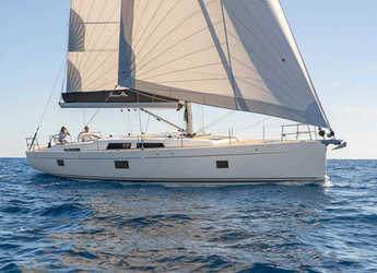 Rent a sailboat in Port Lavrion - Hanse 508 - 5 cab.