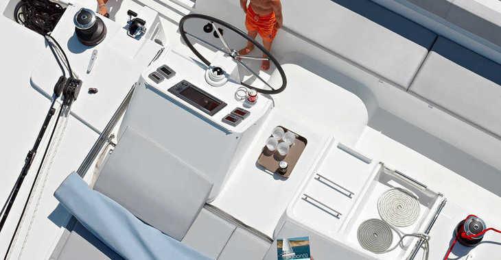 Alquilar catamarán Lagoon 450 en Maya Cove, Hodges Creek Marina, Tortola East End