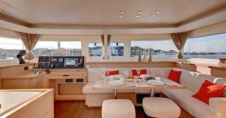 Alquilar catamarán en Maya Cove, Hodges Creek Marina - Lagoon 450