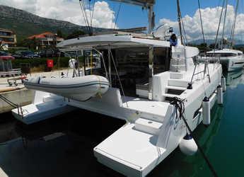 Alquilar catamarán en ACI Marina Dubrovnik - Bali 4.3 - 4 + 2 cab.