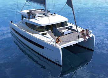 Rent a catamaran in Marina Kastela - Bali 4.8 - 6 cab.