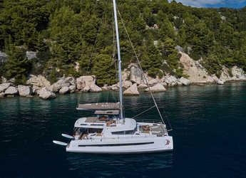 Rent a catamaran in Marina Kastela - Bali 5.4 Open Space - 5 cab.