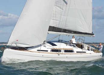 Chartern Sie segelboot in Marina Kornati - Hanse 345