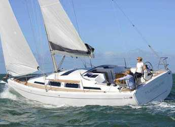 Rent a sailboat in ACI Marina Dubrovnik - Hanse 345