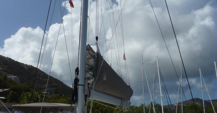 Alquilar catamarán Lagoon 39 en Maya Cove, Hodges Creek Marina, Tortola