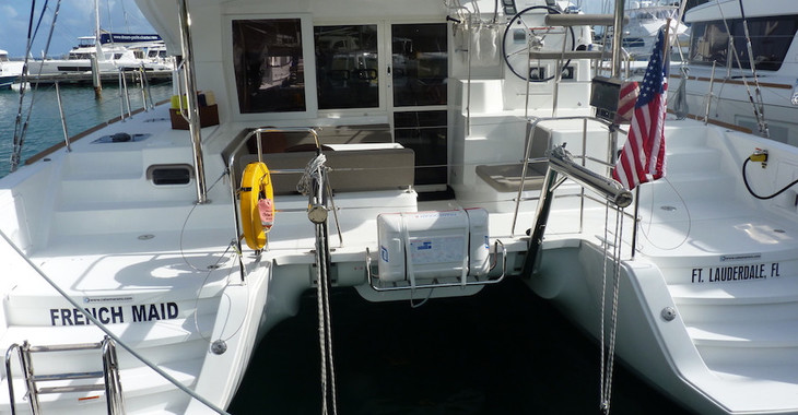 Alquilar catamarán Lagoon 39 en Maya Cove, Hodges Creek Marina, Tortola East End
