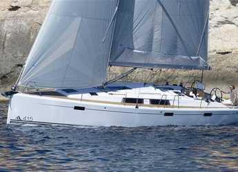 Rent a sailboat in ACI Marina Dubrovnik - Hanse 415