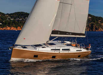 Rent a sailboat in Marina Kornati - Hanse 418 - 3 cab.