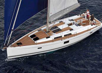 Rent a sailboat in Marina Kornati - Hanse 455
