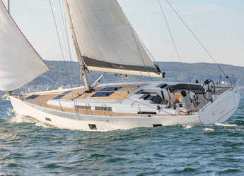 Rent a sailboat in Marina Kornati - Hanse 458 - 3 cab.