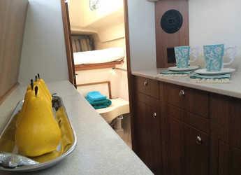 Rent a catamaran in Maya Cove, Hodges Creek Marina - Gemini Legacy 35