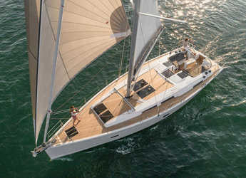 Rent a sailboat in Marina Kornati - Hanse 458