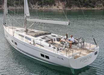 Rent a sailboat in Marina Kastela - Hanse 588