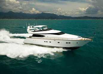 Chartern Sie yacht in Marina Kastela - Maiora 20S - 4 cab.