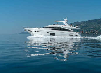 Rent a yacht in Split (ACI Marina) - Princess 82