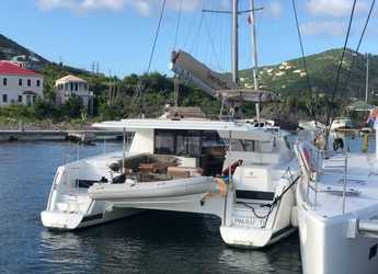 Rent a catamaran in Compass Point Marina - Helia 44
