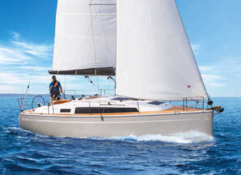 Chartern Sie segelboot in Puerto Deportivo Tomas Maestre - Bavaria 34 Cruiser