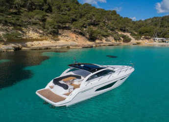Rent a yacht in Club de Mar - Sessa C38